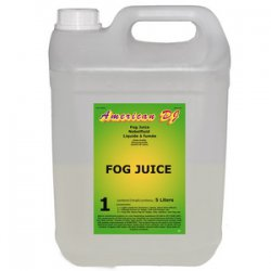 American DJ Fog juice 1 light