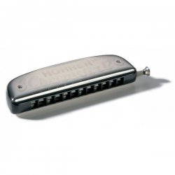 Hohner M25501 Chrometta 12 C-major