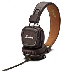 MARSHALL MAJOR MKII BROWN