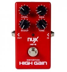 NUX HG6 Modern High Gain