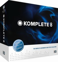 Native Instruments Komplete 8 Update