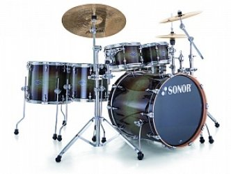 Sonor SEF 11 Jungle Set WM